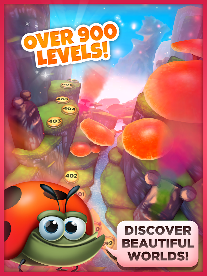 Best Fiends - Puzzle Adventure- screenshot