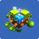Download Cube Planet - 3D Find the difference For PC Windows and Mac