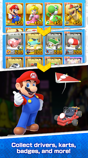 Mario Kart Tour 1.6.0 screenshots 5
