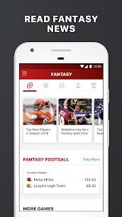 Yahoo Fantasy Sports – #1 Rated Fantasy App 5