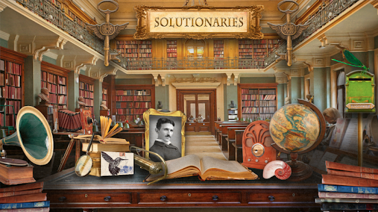 Solutionaries - Book One- screenshot thumbnail