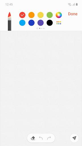 Samsung Notes screenshot 4