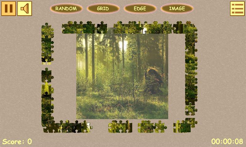 Jigsaw Puzzles 3- screenshot