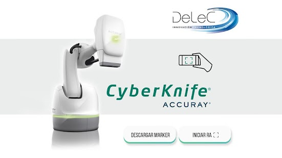 CyberKnife RA - náhled