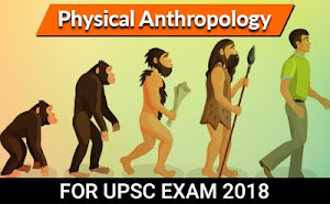 Physical Anthropology For UPSC Mains 2019