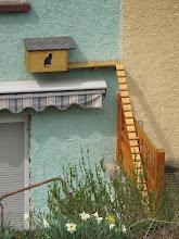 Photo: Hier wohnt ein/e Tierfreund/in an der Mosel