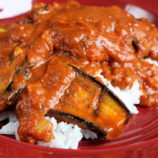 Chicken & Eggplant Tandoori Tikka Masala