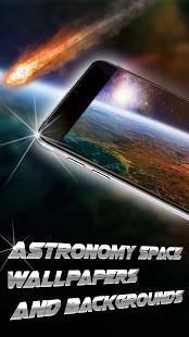 Galaxie Kosmos Živé Tapety ? - náhled