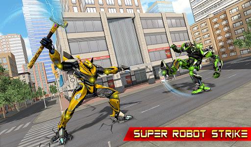 Grand Hammer Robot - Hammer Robot Fighting Game 5 screenshots 10