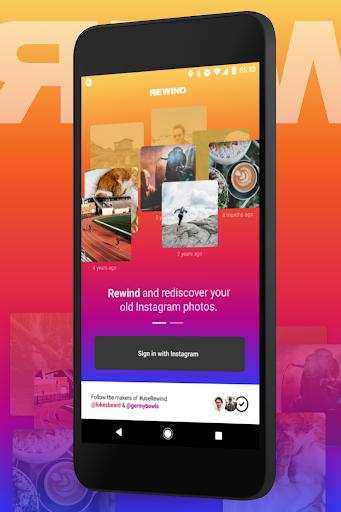 Rewind for Instagram 1.0.1 screenshots 2