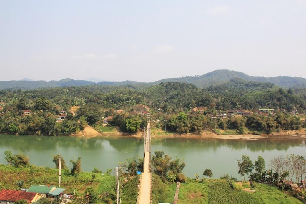 Huyện Con Cuông được biết đến với nhiều điểm du lịch hấp dẫn