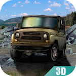 Offroad Truck 3D: Russian SUV Icon