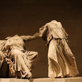 Sculpture by Joseph Escopin - Artistic Objects Antiques ( romans, sculpture, old, british museum, classic )