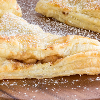 Fried Apple Turnovers.