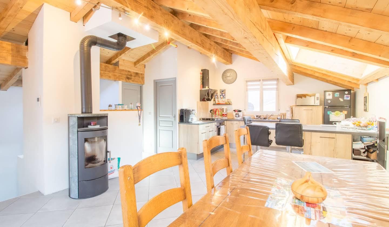 Maison avec terrasse Saint-Martin-de-Belleville