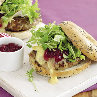 Turkey and Camembert Rissoles