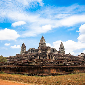 Angkor Wat by Edio Pathic - Buildings & Architecture Other Exteriors