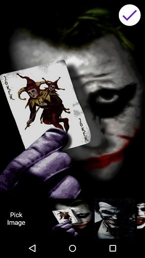 Card Joker Lock Screen screenshots 2
