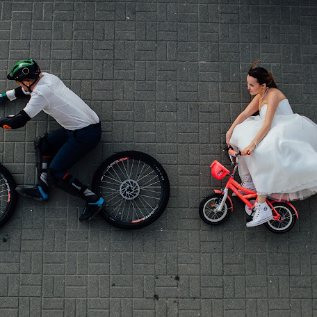 Wedding photographer Jacek Mielczarek (mielczarek). Photo of 24.10.2017