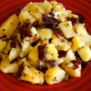 Potato Salad with Turkey Bacon