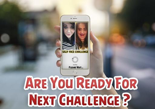 Ugly Face Challenge Maker