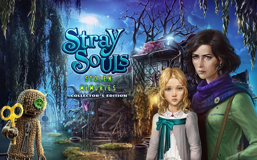 Stray Souls: Stolen Memories. Hidden Object Game. Apk Download Free for PC, smart TV