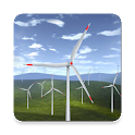 Wind Turbines 3D Live Wallpaper icon