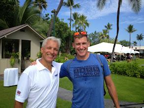 Photo: Coach to many top athletes Matt Dixon of Purple Patch