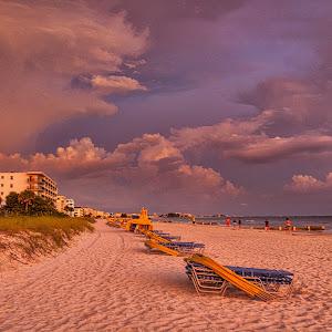 Cloudy Evening on the Beach.jpg