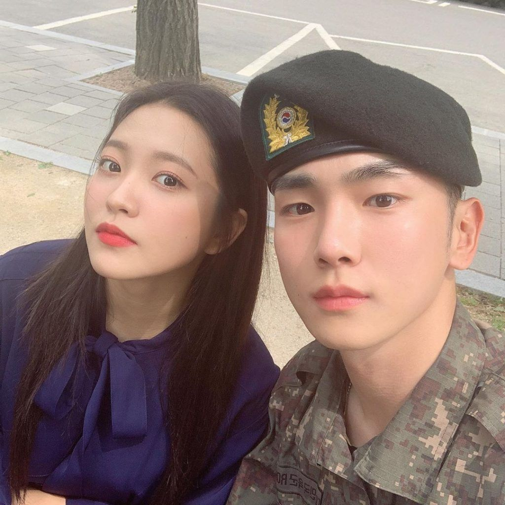 Key de SHINee comparte una foto junto a Yeri de Red Velvet #key #shinee #yeri #redvelvet #kpop #korean #koreangirl #idol