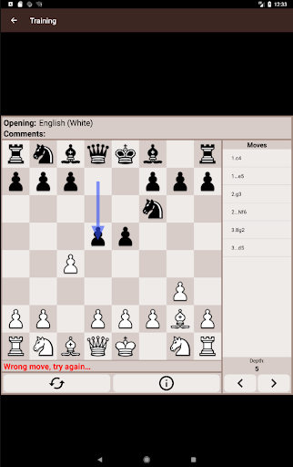 Chess Repertoire Trainer 1.5.3 gameplay | by HackJr.Pw 14