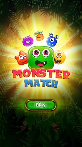 Monster Mingle Match Mania