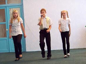 Photo: день учителя 2010 д-с №5 шефский концерт
