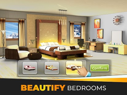 Home Design Dreams - Design My Dream House Games Screenshot