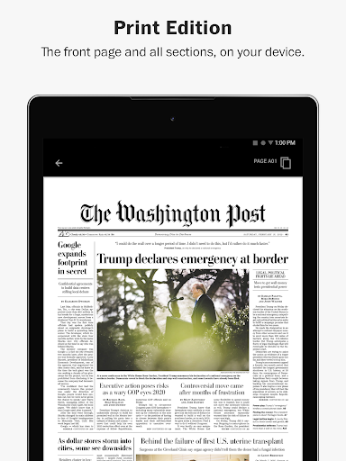 The Washington Post screenshot 16