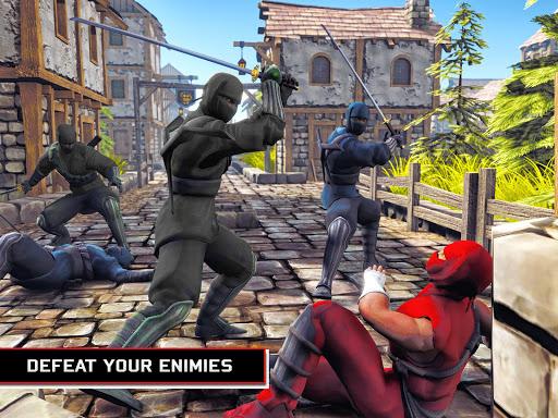 Ninja Battleground Survival 1.14 screenshots 6