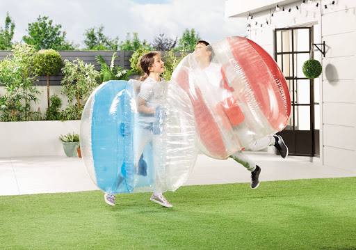 Aldi launches £14.99 inflatable body bumpers just in time for summer fun