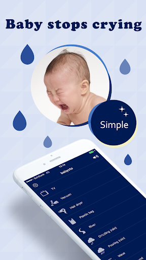 Sound APP-Stop baby crying-babyoto