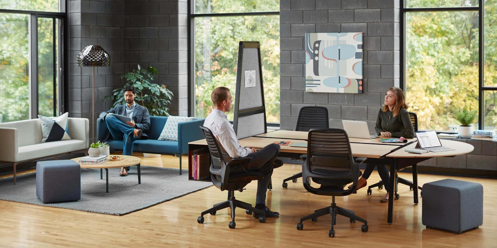 Comfortable & Flexible Office Space