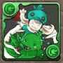 緑チョコボ&チョコボ士
