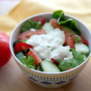 Vegetable Garden Salad.