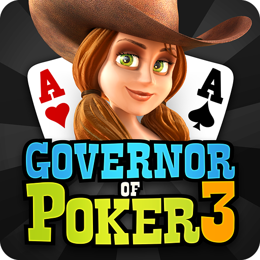 Governor of Poker 3 - Texas Holdem Poker Online (game)