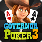 Governor of Poker 3 - TEXAS HOLDEM ONLINE GRÁTIS icon