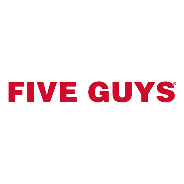 fast-food-logo-of-five-guys-is-a-bold-sans-serif-typography-of-the-brand-name-in-red