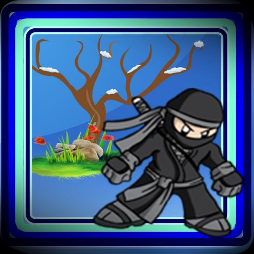 Black ninja warrior tower
