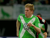 De Bruyne premier buteur du succès de Wolfsburg