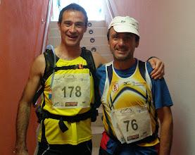 Photo: Con José Luis Riaño ¡¡¡ un crack !!!