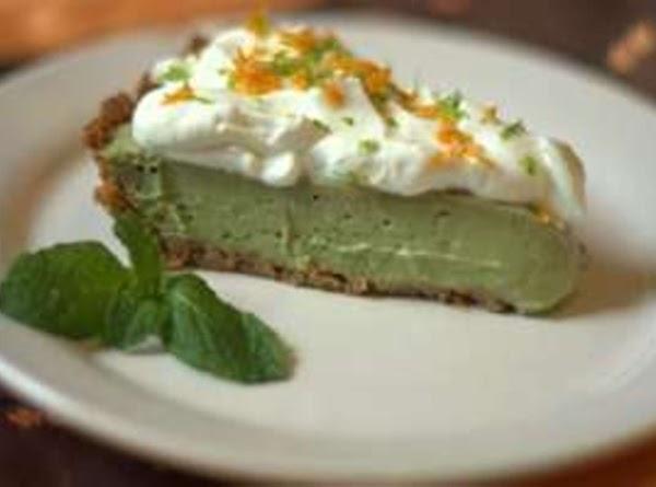 Avocado Pie Recipe