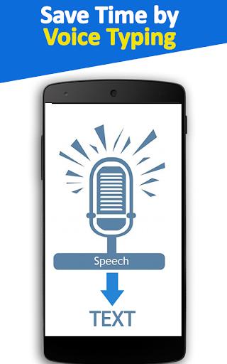 Speech To Text Converter - Voice Typing App 3.0 screenshots 3