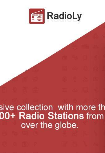 RadioLY - Live Fm Radio, Radio Fm & Internet Radio 4 screenshots 2